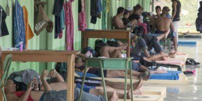 Migrantes cubanos pasarán por el país este 13 de enero. Conoce cuál será su ruta