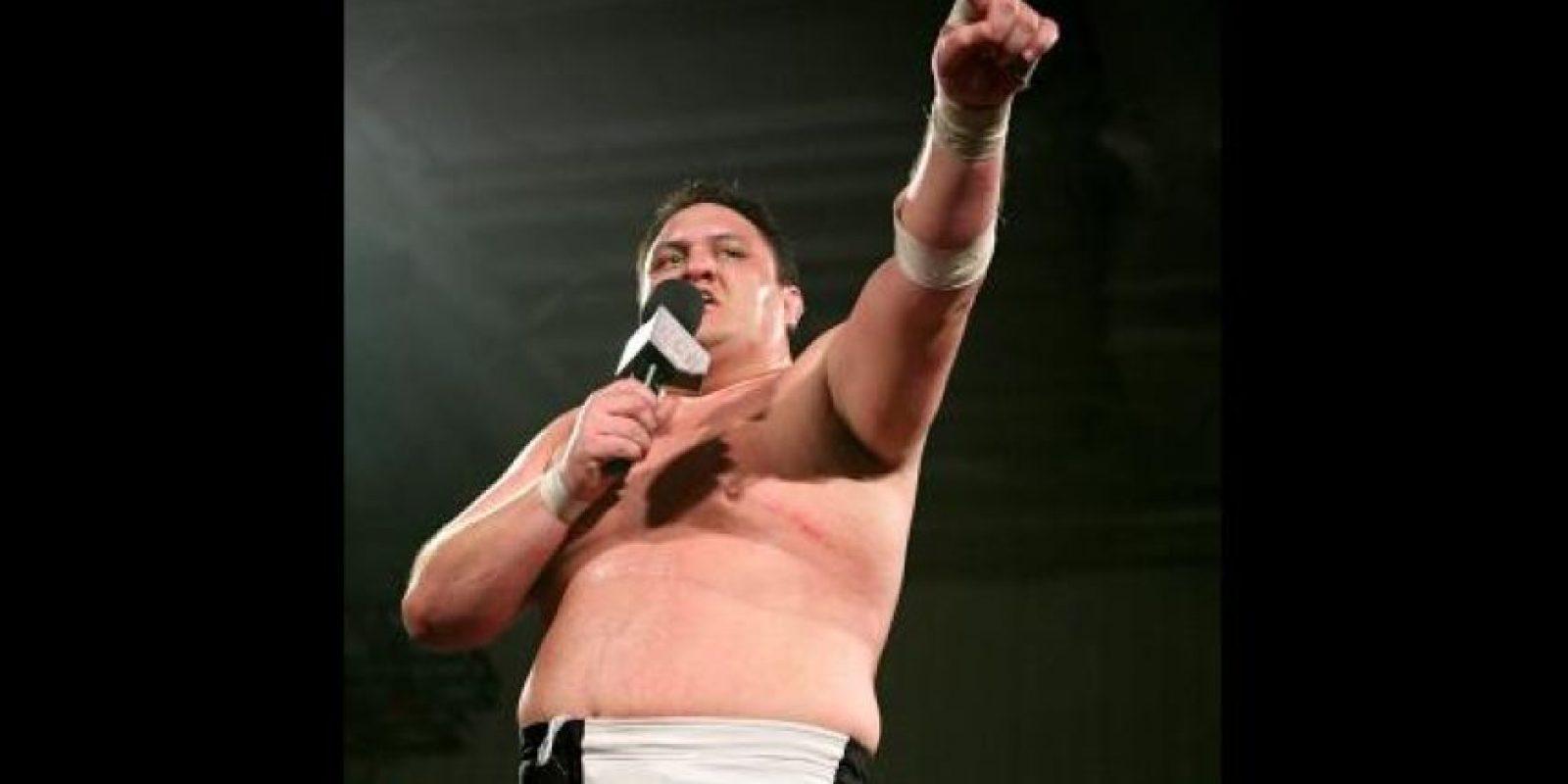 7. Samoa Joe Foto:WWE