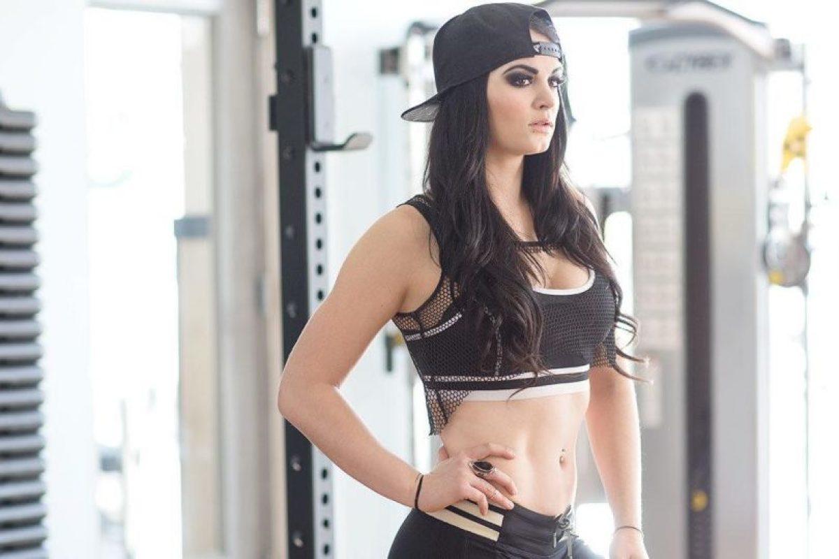 6. Paige Foto:WWE