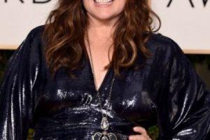 Melissa McCarthy en los Golden Globes de 2016 Foto:AFP