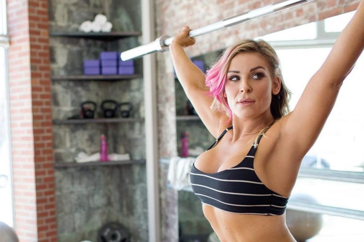 4. Natalya Foto:WWE