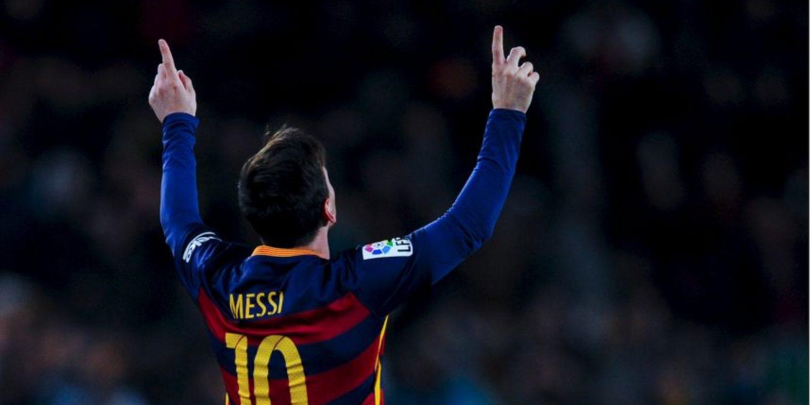 Messi es el gran favorito para llevarse el premio Foto:Getty Images
