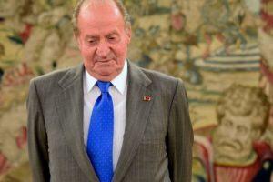 España. El rey emérito Juan Carlos representará a su país durante la toma de posesión de Jimmy Morales. Foto:Agencias