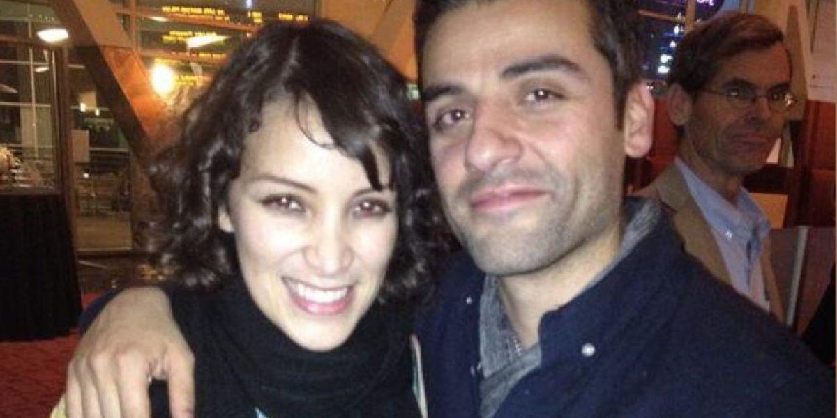 Gaby Moreno felicita a Óscar Isaac por su Globo de Oro