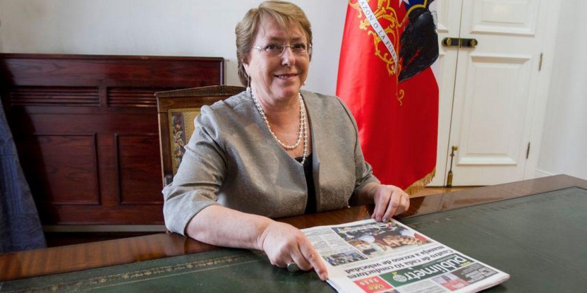 ENTREVISTA EXCLUSIVA: Michelle Bachelet aboga por un diálogo serio y comprometido en la región