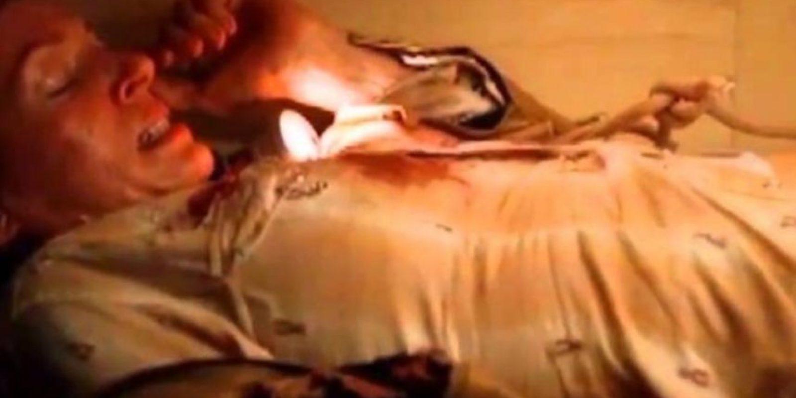 8- Ser enterrado vivo. Que falte el aire y que el pánico mate a la víctima en cuestión. Foto:vía Miramax