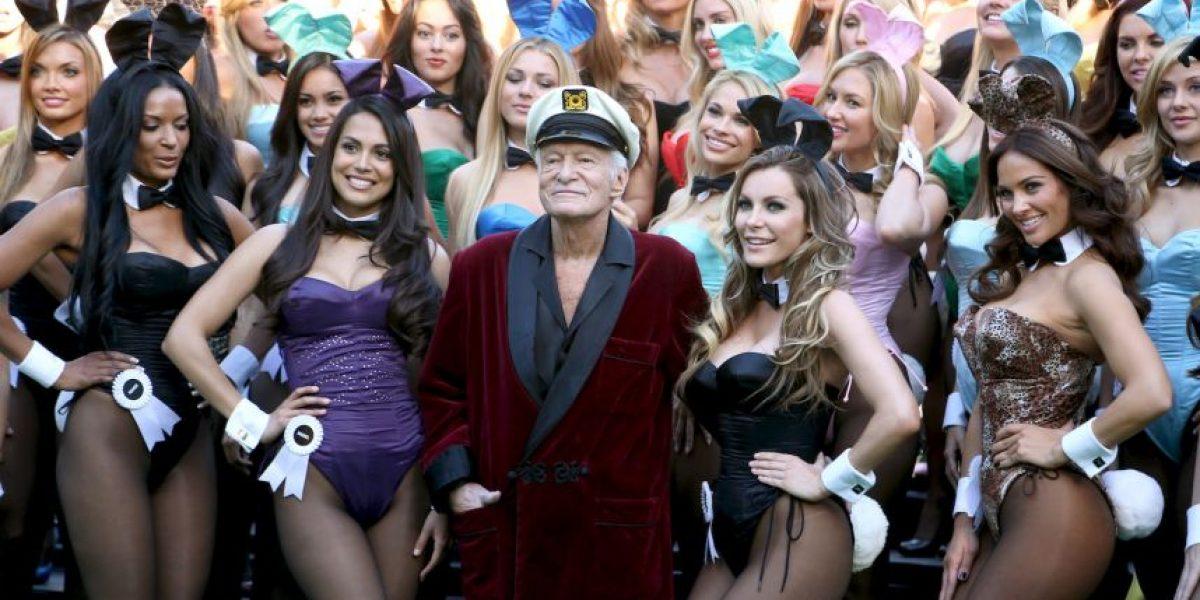 Hugh Hefner pone a la venta la mansión Playboy