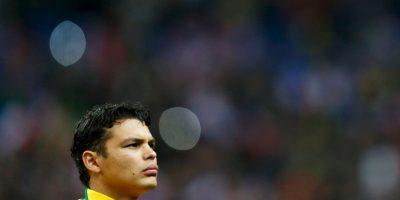 Thiago Silva (Brasil, PSG) Foto:Getty images