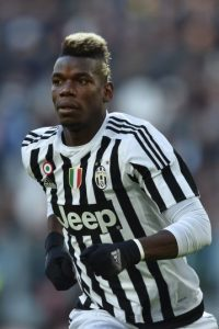 Paul Pogba (Francia, Juventus) Foto: Getty images