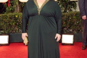 Melissa McCarthy en los Golden Globes de 2012 Foto:AFP