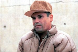 "Joaquín ""El Chapo"" Guzmán Foto:Vía Twitter"