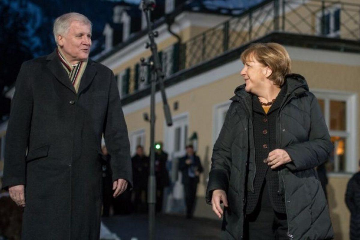 La vinculación de los ataques con refugiados pusieron en duda la política migratoria de la cancillera alemana Angela Merkel. Foto:AFP