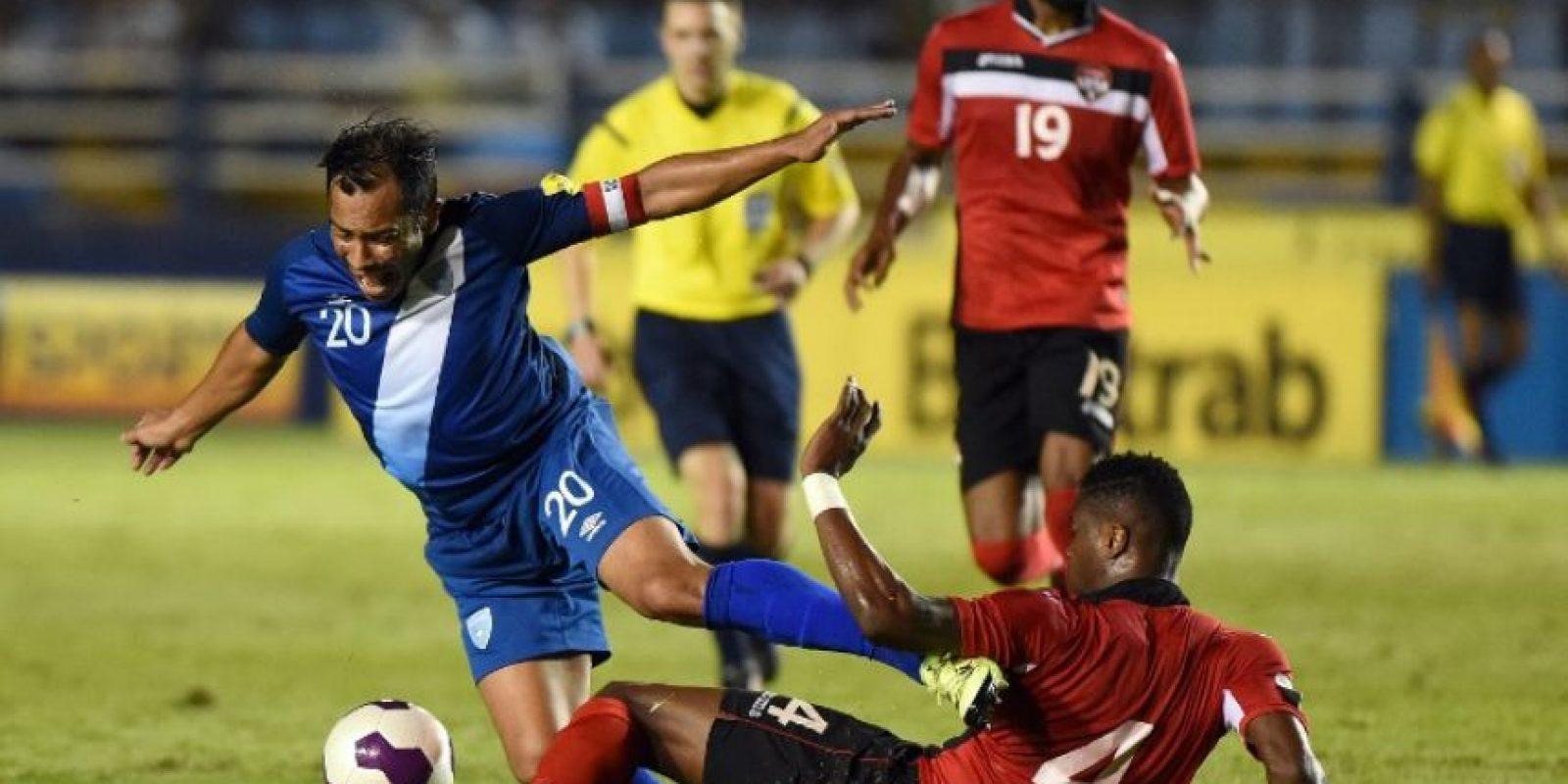 El tanto de Ruiz fue contra Trinidad y Tobago en la Copa de Oro del año anterior. Foto:Publinews