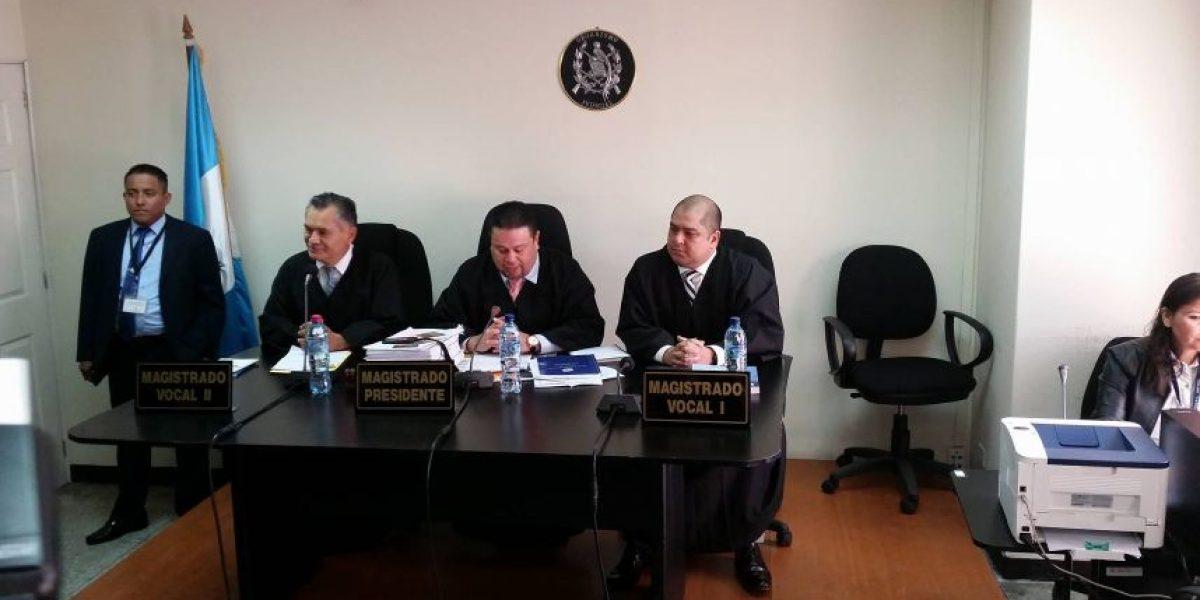 Baldetti solicita cambio de juez de extinción de dominio pero se ausenta de audiencia