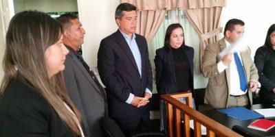 Sala rechaza petición del yerno del expresidente Otto Pérez