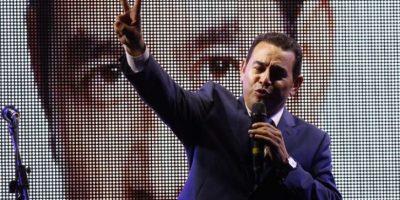 Seis frases de Jimmy Morales previo a convertirse en el nuevo presidente de Guatemala