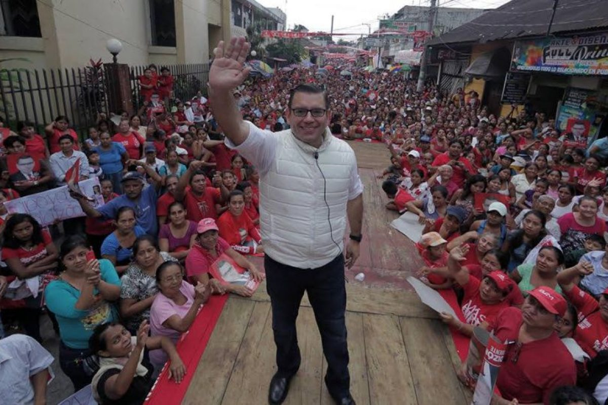 Foto:Facebook Manuel Baldizón