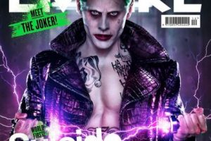 """Joker"" es Jared Leto Foto: ""Empire Magazine"""