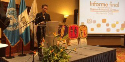 ONU: Guatemala incumple con los Objetivos del Milenio