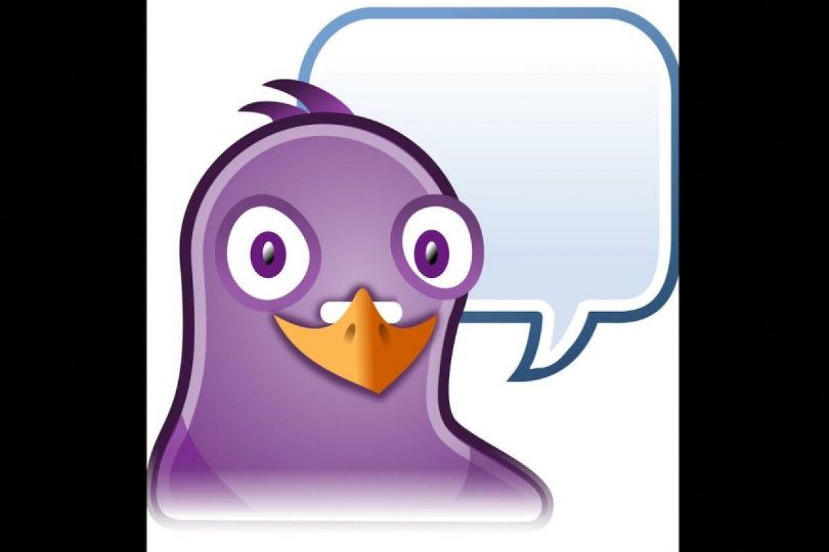 3) Pidgin – Disponible para Windows, Linux y OS X. Foto:vía Tumblr.com