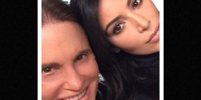 Caitlyn Jenner Foto:Instagram/kimkardashian