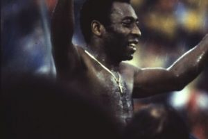 Pelé Foto: Getty Images
