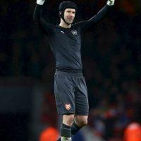 Petr Cech, portero y capitán de la Selección de República Checa Foto:Getty Images