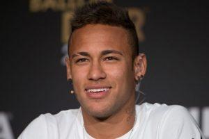 Neymar, capitán de Brasil Foto:Getty Images