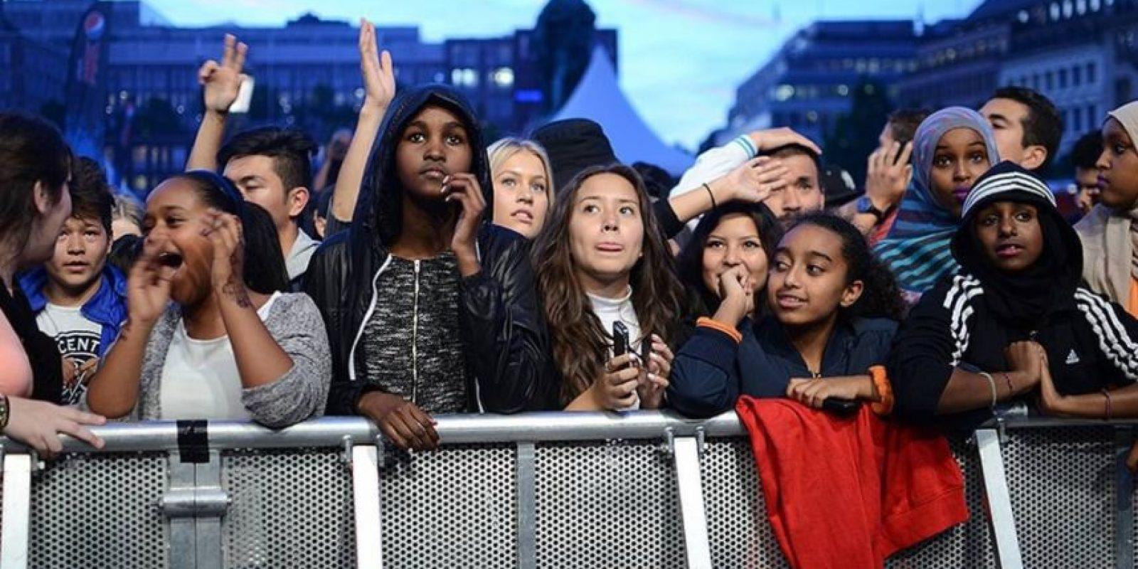 En su mayoría las víctimas fueron jóvenes y adolescentes que señalaron con orígenes migrantes. Foto:Vía Instagram