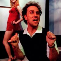 """Kassir también estuvo en el biopic de """"Los tres chiflados"""" en 2000. Foto:vía Getty Images"""