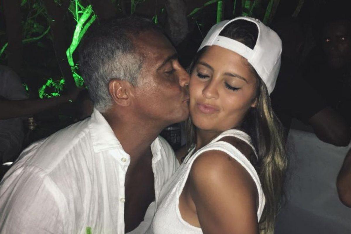 Es hija de Romario Foto:instagram.com/dadafavatto