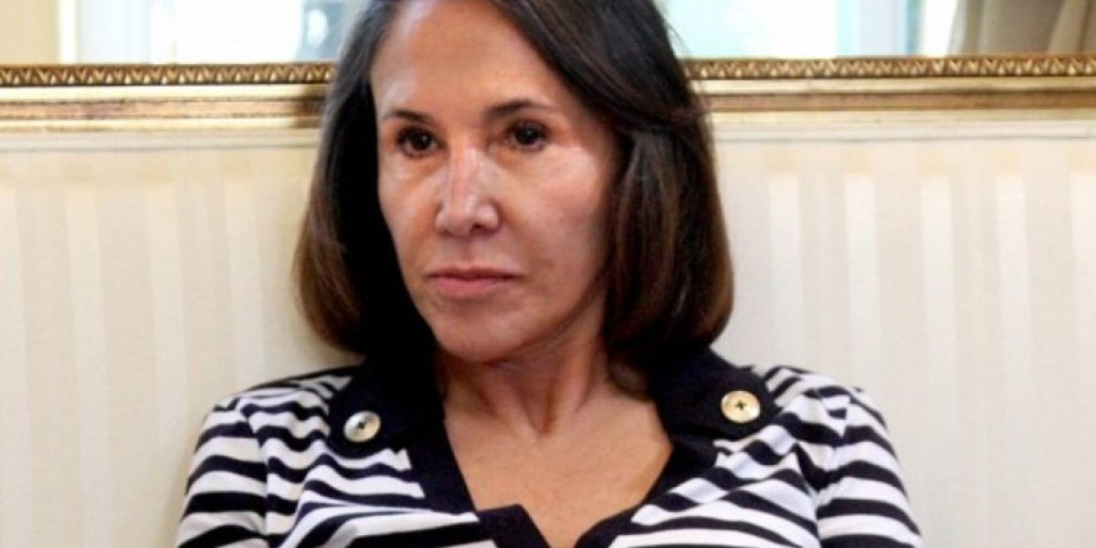 Florinda Meza no come y no para de llorar a un año de la muerte de