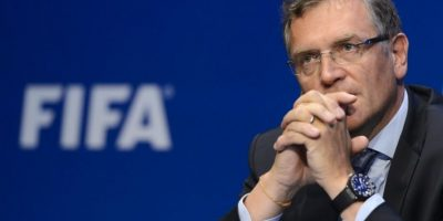 FIFA despide a su secretario general Jerome Valcke