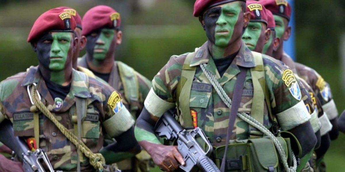 Ejército respetuoso de los procesos penales, aunque un jefe solicita amnistía