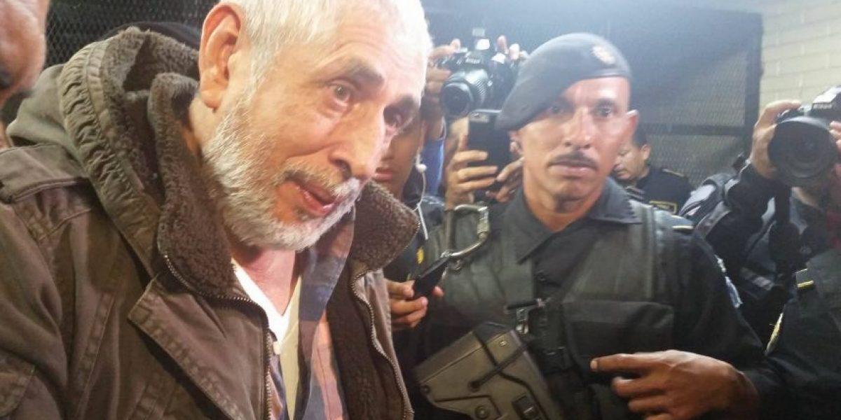VIDEO. Esto les dijo Brayan Jiménez a los periodistas al ingresar a las carceletas