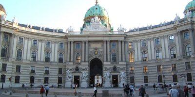 Palacio Hofburg. Durante más de 600 año fue habitado por los Habsburgo. Foto:Vía Flickr