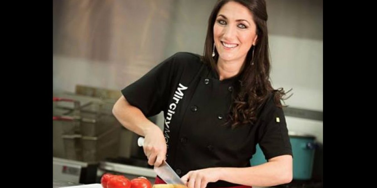 Libro de Mirciny Moliviatis competirá por ser el mejor del mundo de cocina latinoamericana