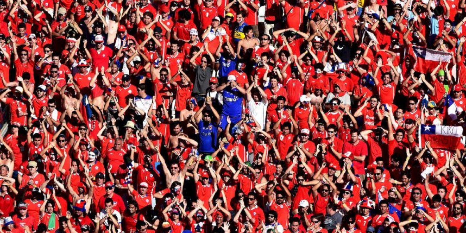Chile fue la más perjudicada con 70 mil dólares de sanción Foto:Getty Images