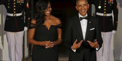 El mismo ha declarado que está listo para dejar la Casa Blanca, junto a su familia. Foto:Getty Images