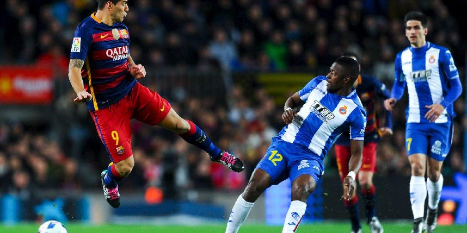 El partido pasado se caracterizó por el juego rudo de los futbolistas de ambos clubes. Foto:Getty Images