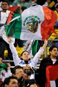 """El grito """"puto"""" se originó en México a finales de la década de los años 90 Foto:Getty Images"""