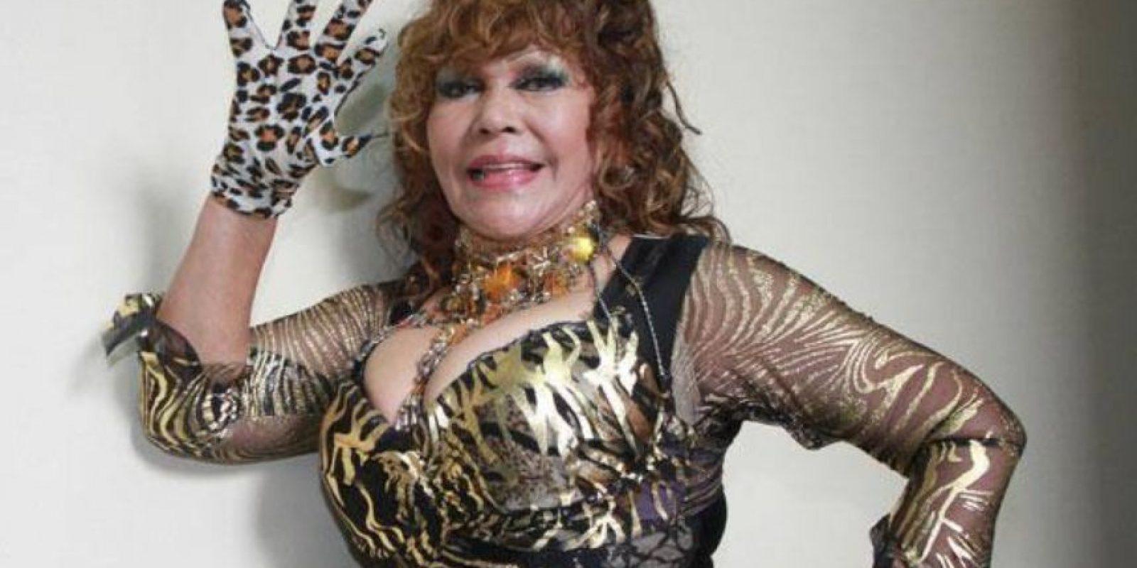 """La intérprete debutó en 2007 con su disco """"Duelo de Gigantes"""" Foto:Tigresa del Oriente/Facebook"""