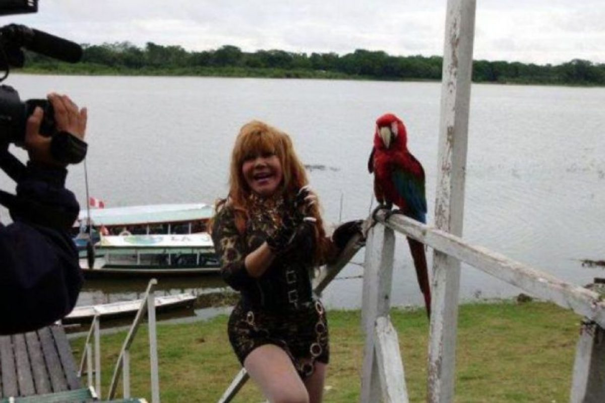 """La intérprete debutó en 2007 con su disco """"Duelo de Gigantes"""". Foto:vía Facebook/La Tigresa del Oriente"""