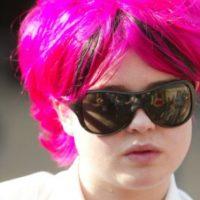 """El pelo rosado """"Indie"""" tan de moda. Foto:vía Getty Images"""