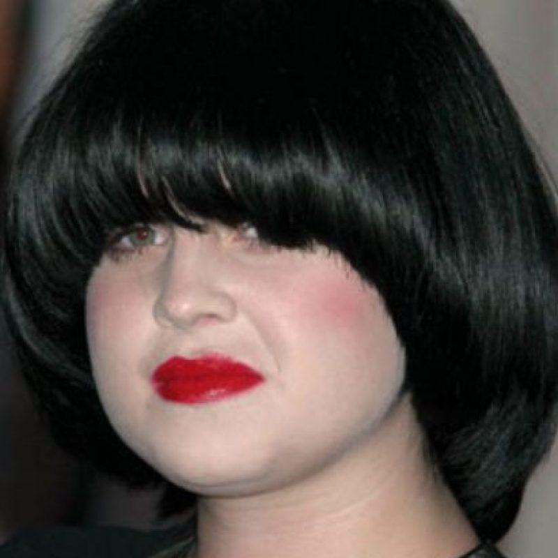 """Este corte también lo usó Karen Oh de los """"Yeah, Yeah, Yeahs"""" y obviamente le quedaba mejor a ella por la forma de la cara. Foto:vía Getty Images"""