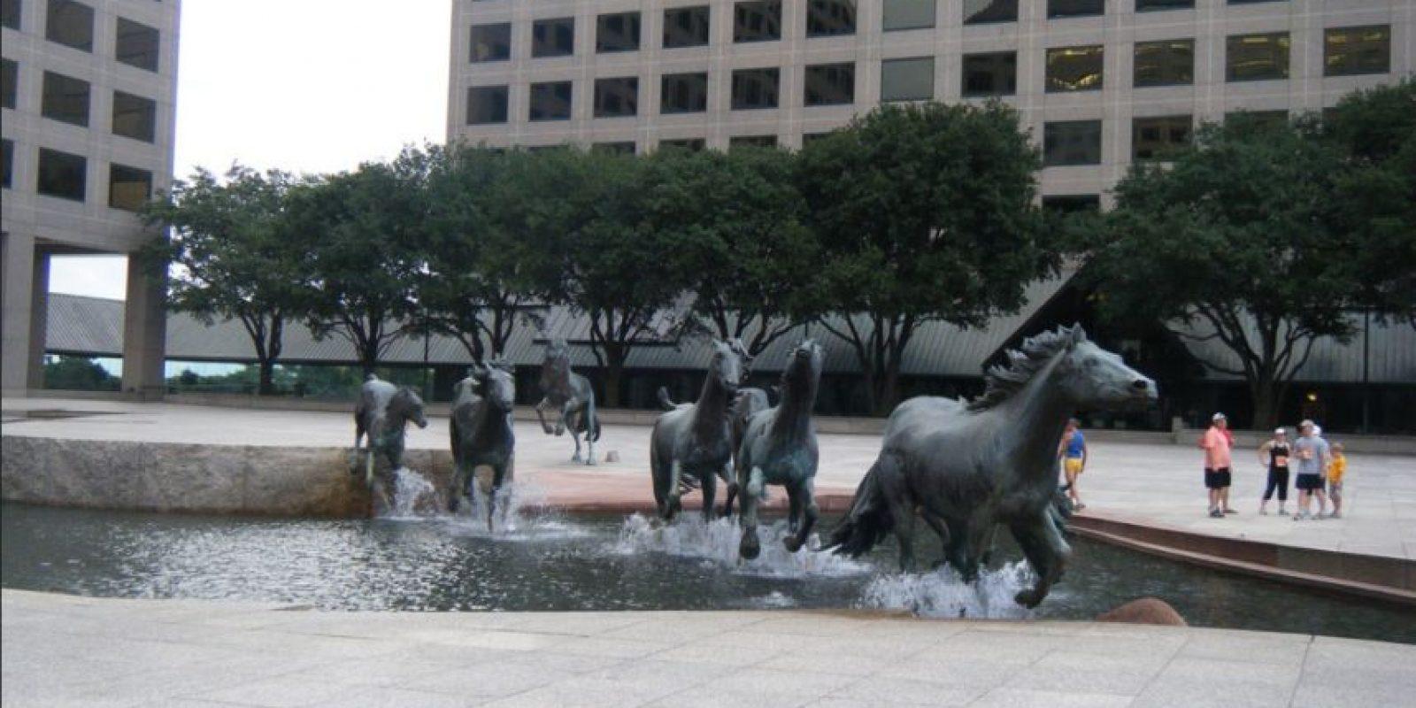 4. Irving, Texas. Aquí los empleados pueden generar ganancias anuales de 52 mil 275 pesos, su crecimiento en empleo fue de 1.03 por ciento. Foto:Vía Flickr