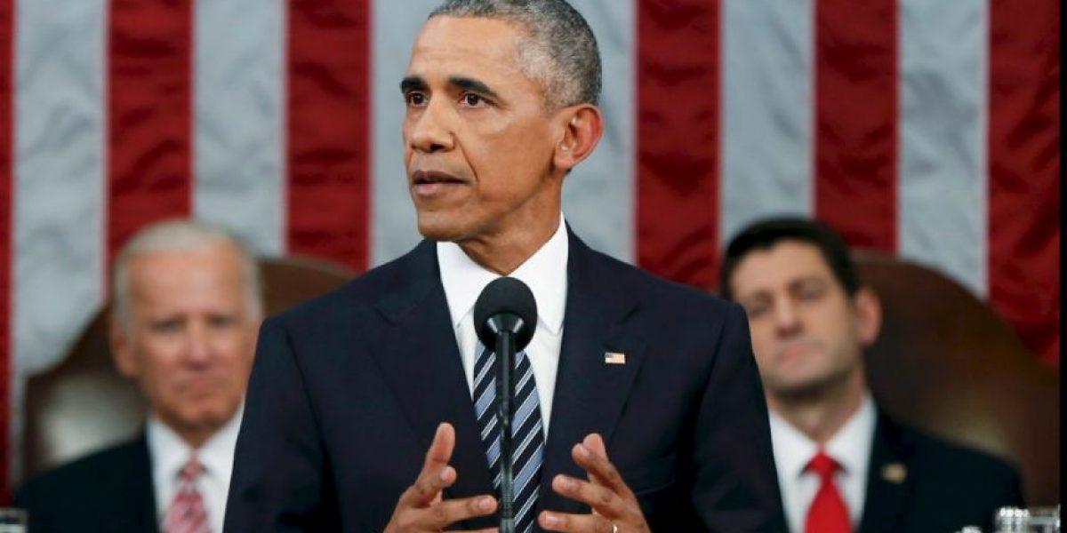 Las mejores frases de Obama en su último discurso sobre el Estado de la Unión