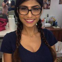 Es una de las actrices porno más buscadas de la red Foto:Vía instagram.com/miakhalifa69