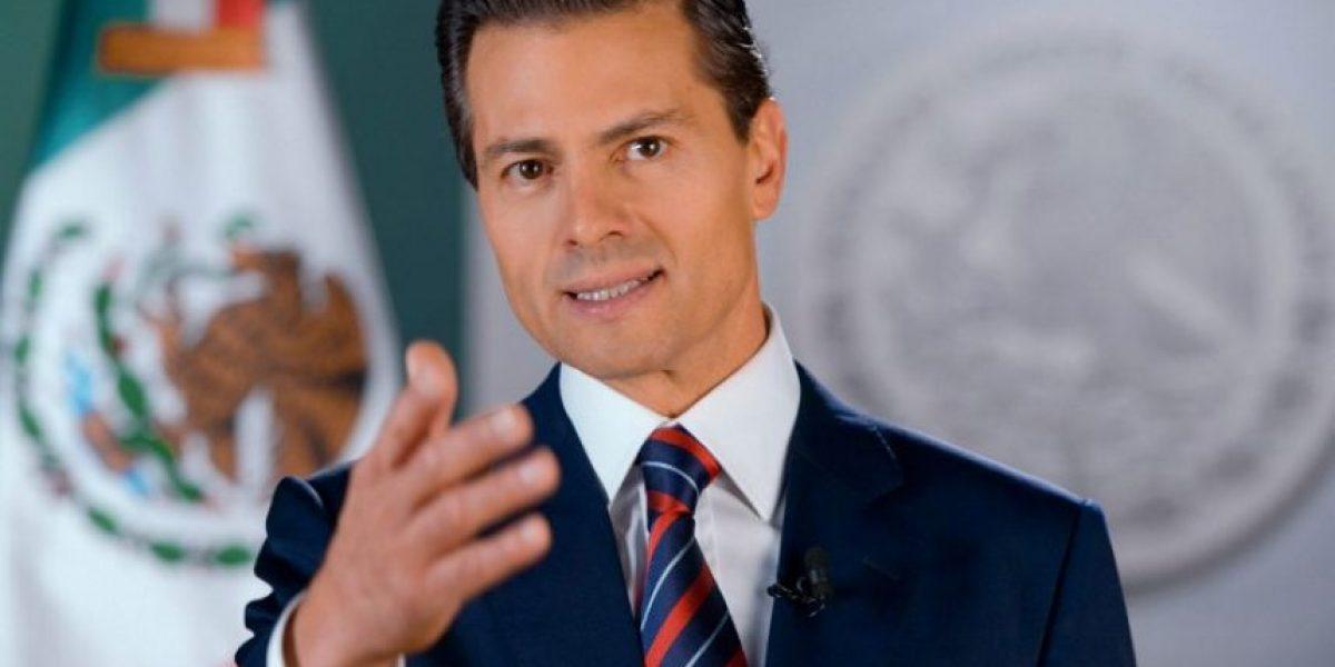 Enrique Peña Nieto cancela asistencia a cambio de mando de Jimmy Morales