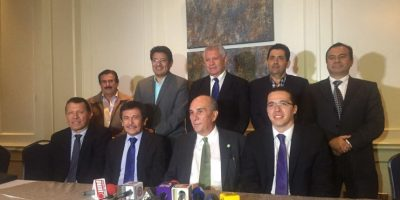 Mario Taracena, de la UNE, surge como opción para sustituir a Luis Rabbé